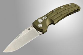 "Нож складной Extreme EX-01 3.5"" OD Green Hogue, США"