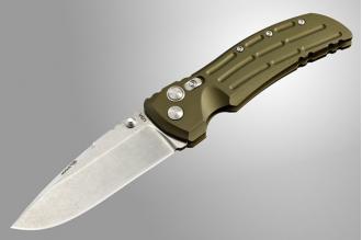 "Нож складной Extreme EX-01 4"" OD Green Hogue, США"