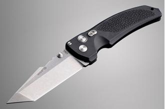 "Нож складной Extreme EX-03 3.5"" Tanto Hogue, США"