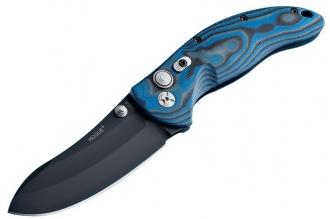 "Нож складной Extreme EX-04 4"" Blue Lava Hogue, США"