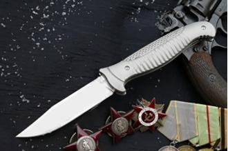 Нож складной «Финка-3 Premium» Reptilian, КНР