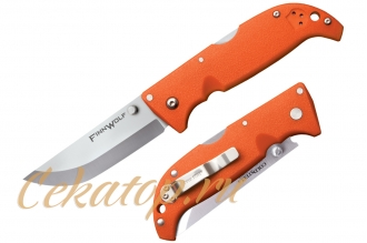 Нож складной Finn Wolf (Blaze Orange) Cold Steel, США