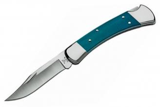 Складной нож Folding Hunter Indigo (сталь CPM S30V) Buck