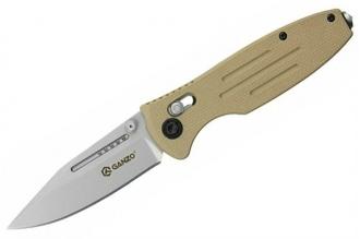 Нож G702 (желтый) Ganzo, КНР