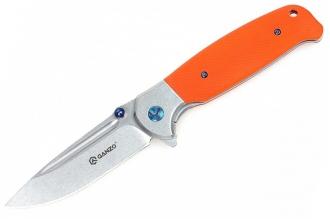 Нож складной G7522 (orange) Ganzo, КНР
