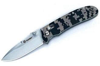 Нож складной G704CA (камуфляж) Ganzo