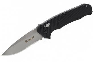 Нож складной G716 (полусеррейтор) Ganzo