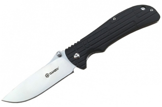 Нож складной G723 (черный) Ganzo