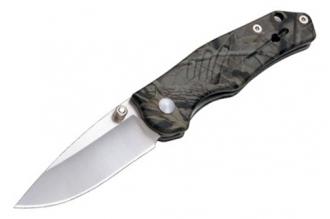 Нож складной Geep (camo aluminum) Enlan, КНР