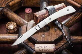 Нож складной Gent (AUS-8, Satin) Kizlyar Supreme, Россия
