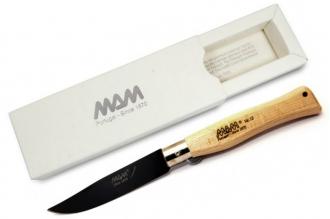 Складной нож Hunter Titanium (бук) MAM