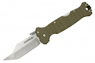 Складной нож Immortal (сталь CTS XHP, OD Green) Cold Steel