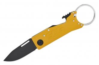 Складной нож KeyTron (Caution Yellow) SOG