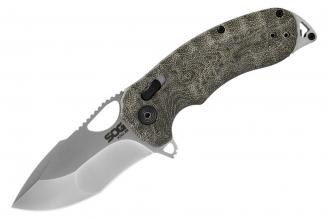 Складной нож Kiku XR Satin SOG