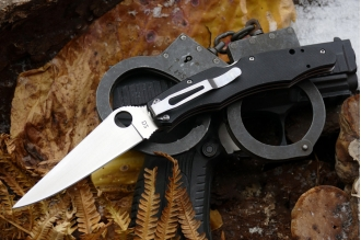 Нож складной «Коп-1» Steelclaw, КНР