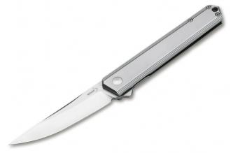 Складной нож Kwaiken Flipper Framelock (сталь D2) Böker Plus