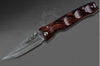 Нож складной MC-0122DR Mcusta, Япония