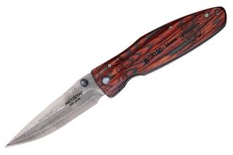 Нож складной Tokugawa MC-0183D Mcusta, Япония