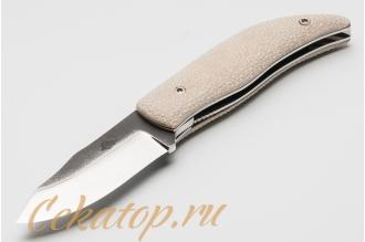 Нож складной Ola (кожа ската) Citadel, Камбоджа