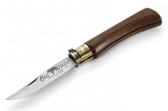 Нож складной Old Bear (Walnut M) Antonini, Италия