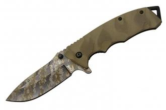 Нож складной P2055 VN Pro, Россия