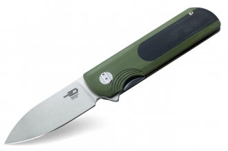 Складной нож «Pebble» (green) Bestech
