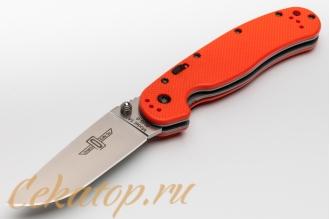 Нож складной RAT 1A 8870OR Opener Ontario, США