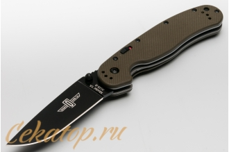 Нож складной RAT 1A 8871OD Opener Ontario, США
