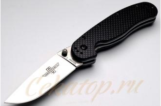Нож складной RAT Limited Edition (cталь D2) 8867CF Ontario