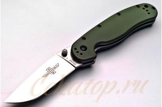 Нож складной RAT Limited Edition (cталь D2) 8867OD Ontario, США