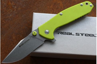 Нож складной H5 Gerfalcon (fruit green) Real Steel
