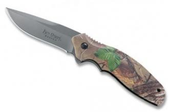 Нож складной Shenanigan Camo CRKT, США