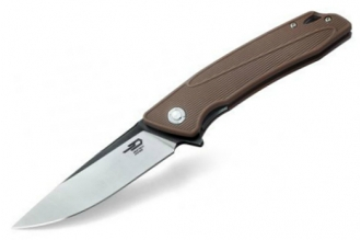 Складной нож «Spike» (brown) Bestech