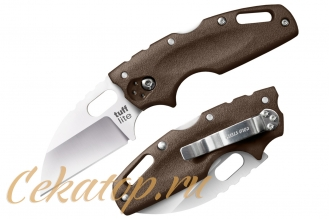 Нож складной Tuff Lite (Dark Earth) Cold Steel, США