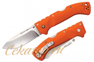 Нож складной Ultimate Hunter (Blaze Orange) Cold Steel, США