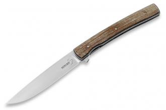 Складной нож Urban Trapper Gentleman Micarta Böker Plus