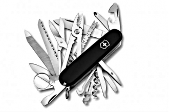 Нож складной Swiss Champ 33 Victorinox, Швейцария