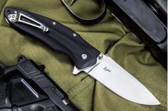 Нож складной Zedd (D2, Satin) Kizlyar Supreme, Россия