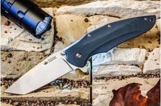 Нож складной Zorg (AUS-8, Satin) Kizlyar Supreme, Россия