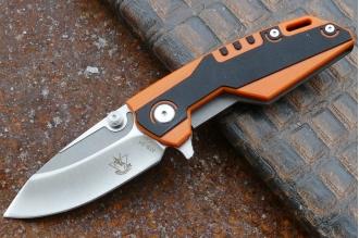"""Корд"" (black-orange) Steelclaw, КНР"