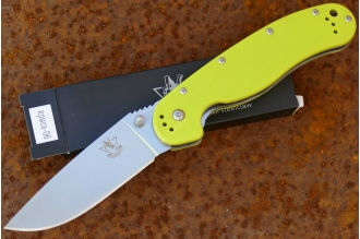 Нож «Крыса-6» (lime) Steelclaw