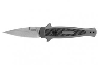 Нож складной Launch 12 (gray) Kershaw