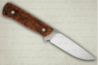 """Нож """"Стриж"""", сталь RWL-34, карельская береза"""