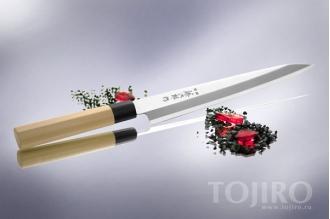 Традиционный японский нож Янаги для сашими Japanese Knife F-1058