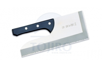 Традиционный японский нож для изготовления лапши Japanese Knife F-742