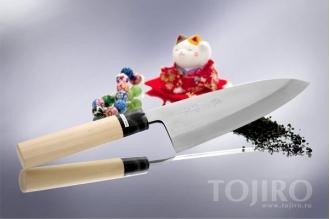 Традиционный японский нож Деба Japanese Knife F-903