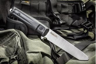 Нож тренировочный Aggressor (Satin) Kizlyar Supreme