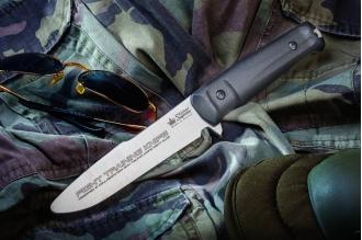 Нож тренировочный Delta (Satin) Kizlyar Supreme