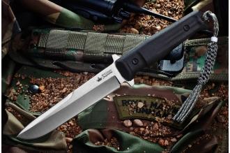 Нож Trident (AUS-8, Satin) Kizlyar Supreme, Россия