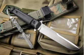 Нож Trident (D2, Satin) Kizlyar Supreme